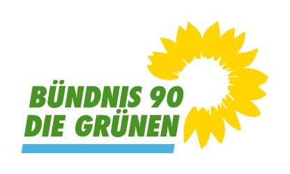Buendnis90/Die Gruenen Logo